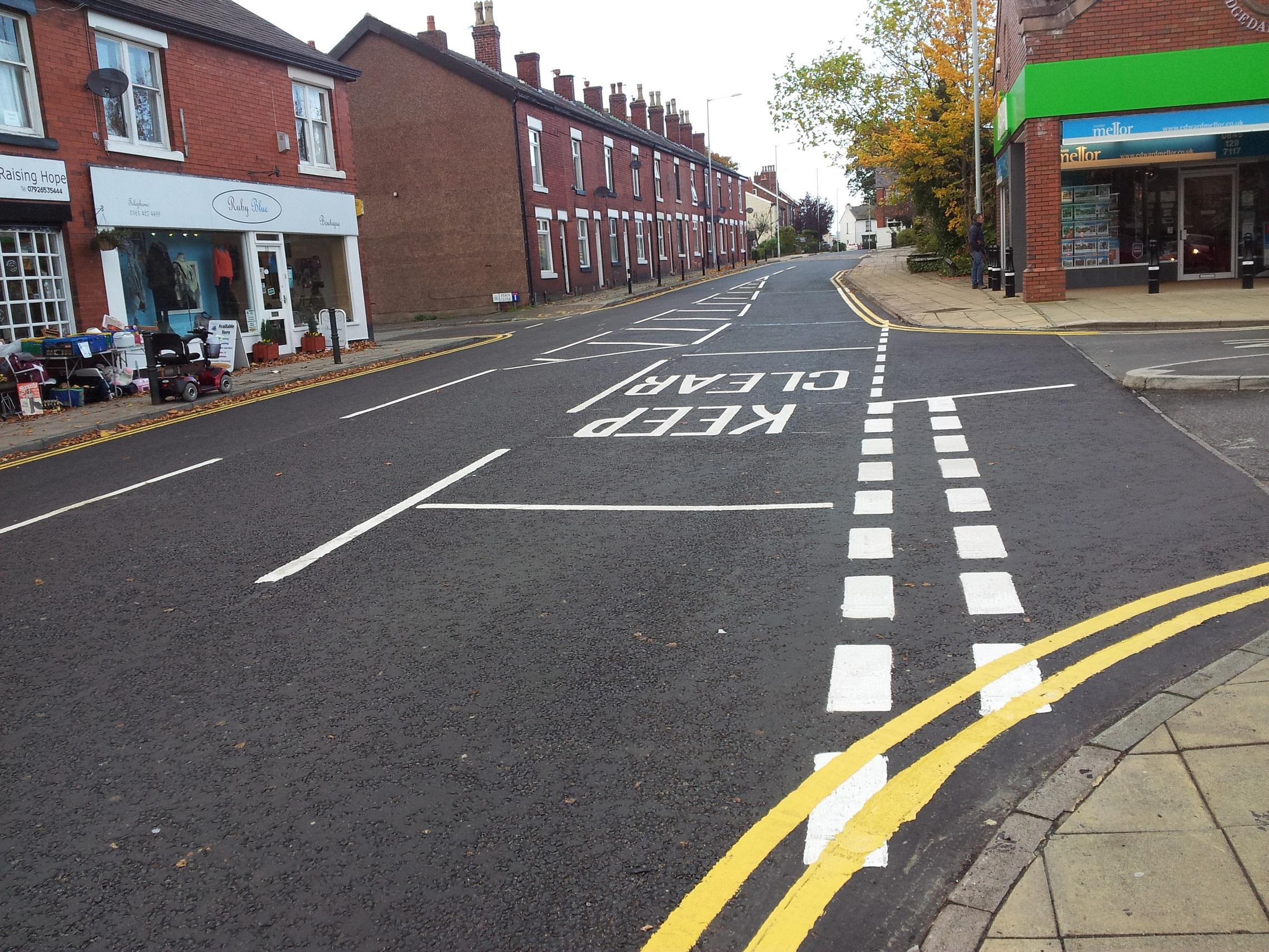 Roads and footpaths resurfacing | Marple Lib Dems: open